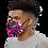 Thumbnail: Shot Kings Cornhole Card Pink - Face Masks