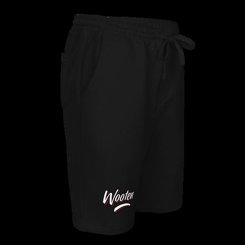 Wooten by Shot Kings Men's fleece shorts