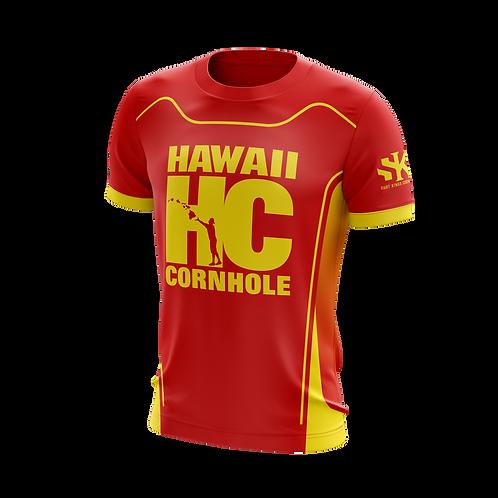 Shot Kings Cornhole - Hawaii Collaboration Jersey