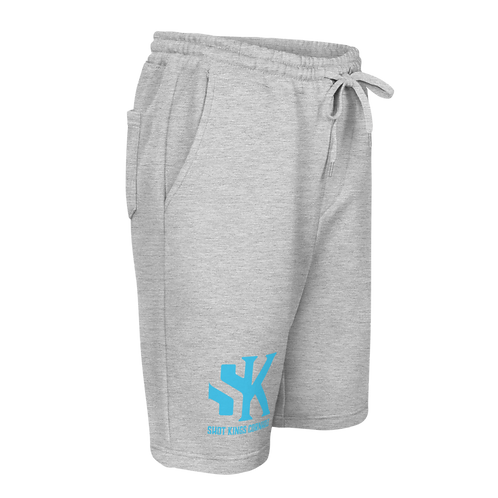 Blue SK Men's fleece shorts
