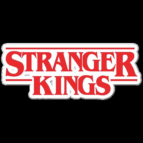 STRANGER KINGS - Bubble-free stickers