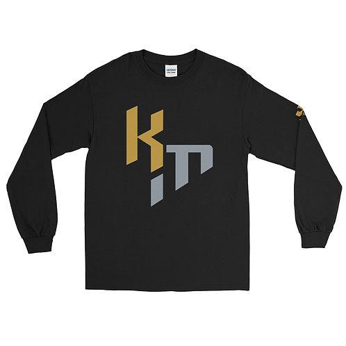Kyle Malone Gold Series - Men's Long Sleeve Shirt