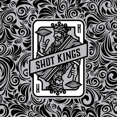 Limited Shot Kings Cornhole Monarchy Series by Reynolds Bags