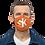 Thumbnail: Premium Shot Kings Cornhole face mask for elite throwers.