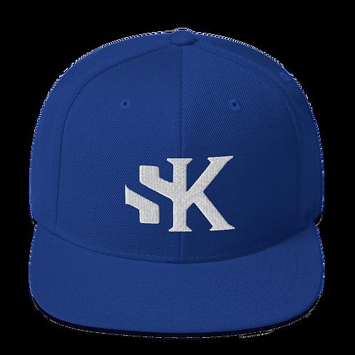 SK Royal Blue - Snapback Hat