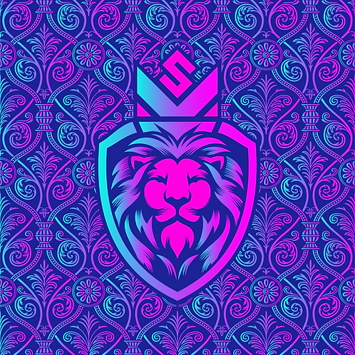 Electric Lion SK Lion -  by Reynolds Bags