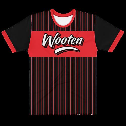 Wooten Red - Men's T-shirt