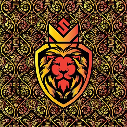 Sunburst Lion SK Lion Sunburst -  by Reynolds Bags