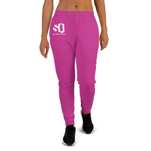 Shot Queens Dynasty - Pink Women's Joggers