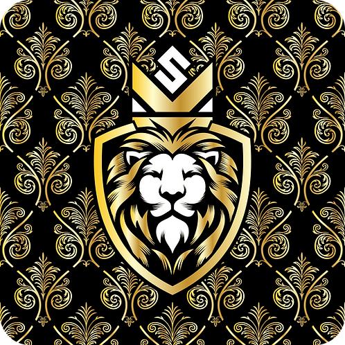 Shot Kings Cornhole SK Lion -  by Reynolds Bags