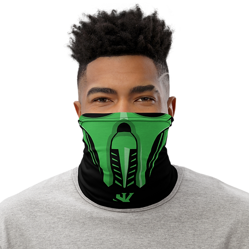 Shot Kings Cornhole Green Ninja - Neck Gaiter