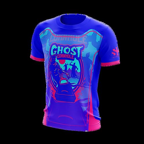 Shot Kings Cornhole - Ghost Cornhole Collaboration Jersey