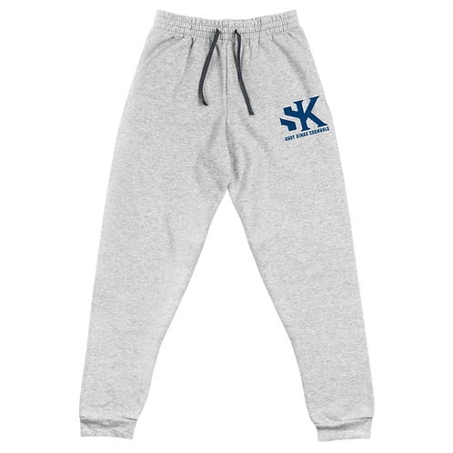 Shot Kings Cornhole Black Men's Unisex Joggers - BlueThread