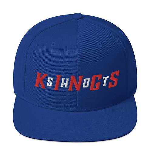 Shot Kings Cornhole Between The Lines - Snapback Hat