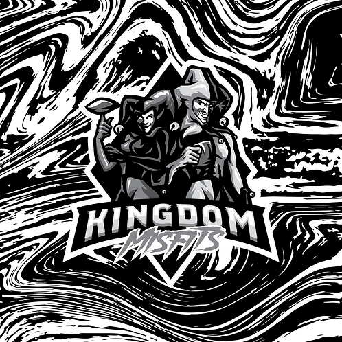 Limited Kindom Misfits Shot Kings Cornhole Monarchy Series by Reynolds Bags