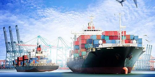 carga marítima ago