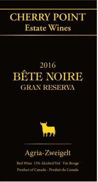 2016 Bête Noire