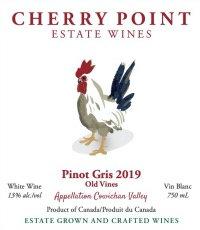 2019 Pinot Gris