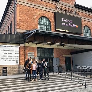 Lærlingetur til Stockholm