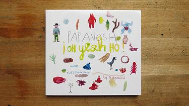 Dessins pour le disque de Papanosh-Oh yeah !