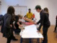 Atelier de multiples à l'Ecole des Beaux-arts de Rouen