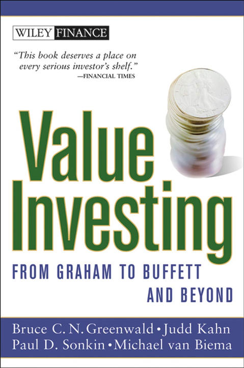 Value Investing From Graham to Buffett a