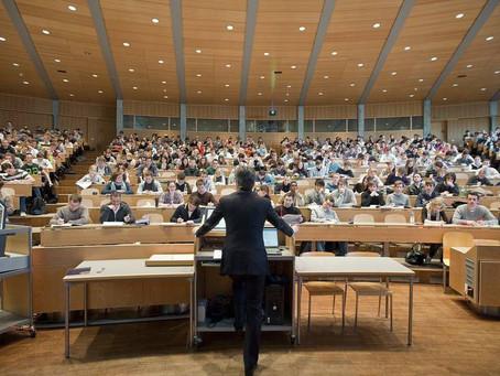 Panel discussion at University of St. Gallen, Switzerland