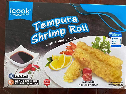 Tempura Shrimp Roll  10oz