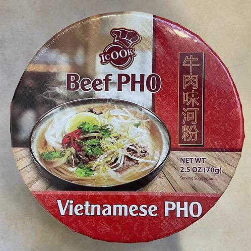 Vietnamese Pho Beef Flavor 9x2.5oz