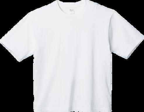 BCV 오버핏 라운드 티셔츠(17수)