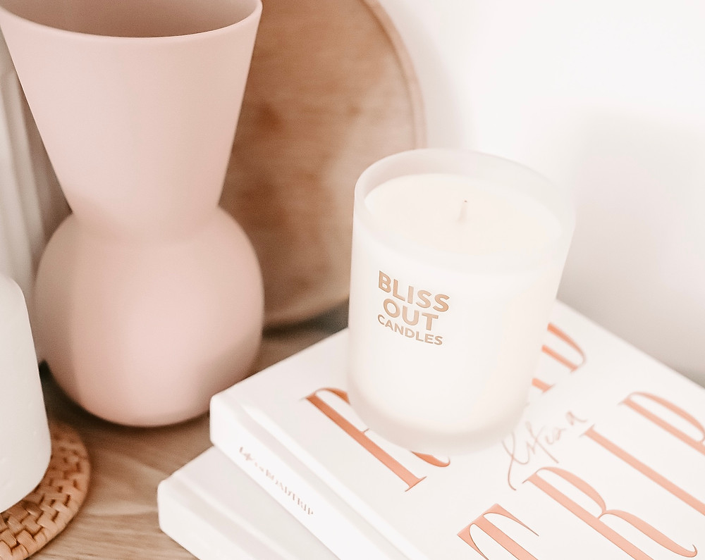 Bliss Out Candle by @mystylemyloves