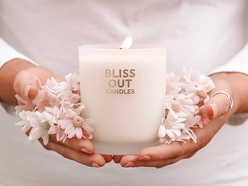 Pure Love - love vibes aromatherapy candle