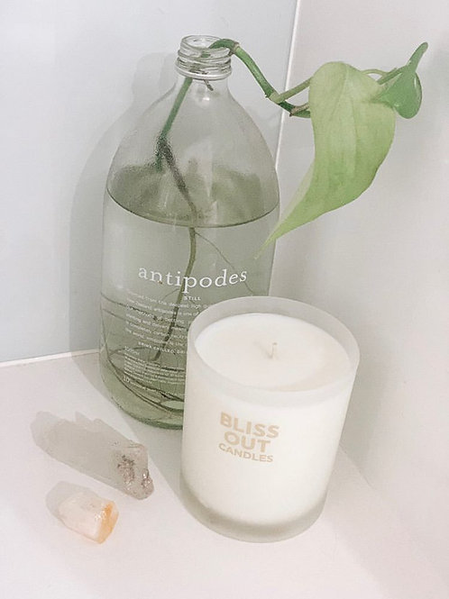Ready Steady - energising and cleansing aromatherapy candle