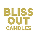Bliss Out Candles (transparent background) logo GOLD.png