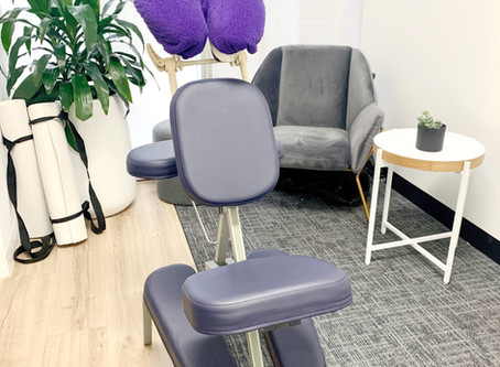 Why chair massage in the workplace?