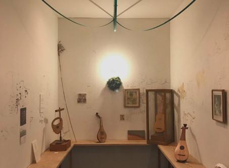 古楽器の展示