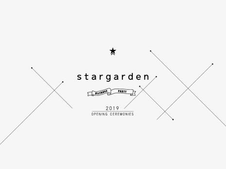 2019.10.6 stargarden 2019