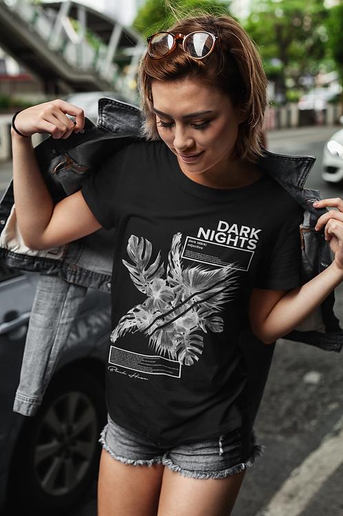 DARK NIGHTS by BLACK HAZE Women T-Shirt