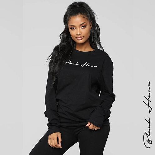 Basics Women Black by BLACK HAZE