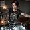 Thumbnail: GARAGE by BLACK HAZE Women T-Shirt