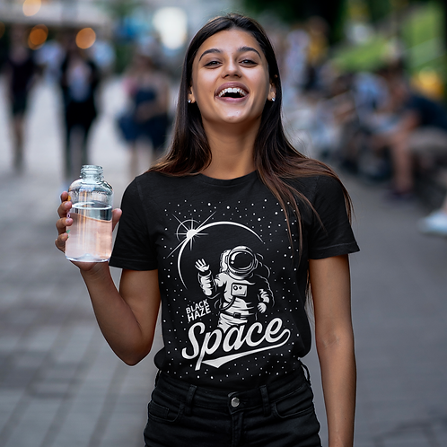 SPACE by BLACK HAZE Women T-Shirt