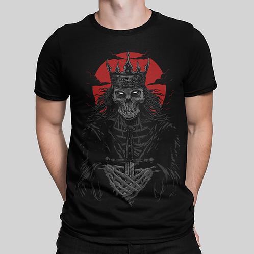 Dead King T-Shirt by BLACK HAZE
