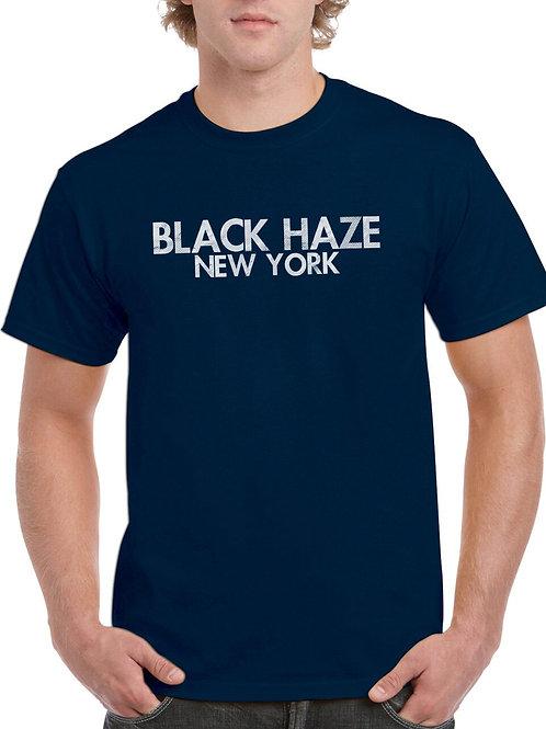 Basics NavyT-Shirt by BLACK HAZE