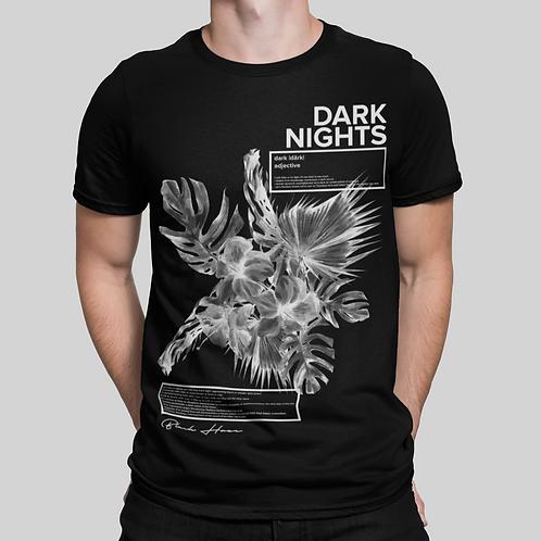 Dark Night T-Shirt by BLACK HAZE