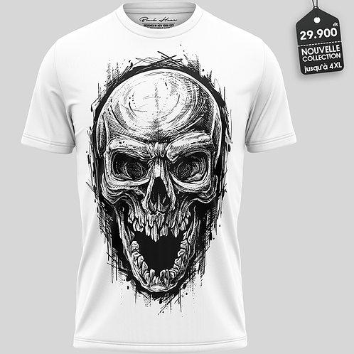Horror T-Shirt by BLACK HAZE