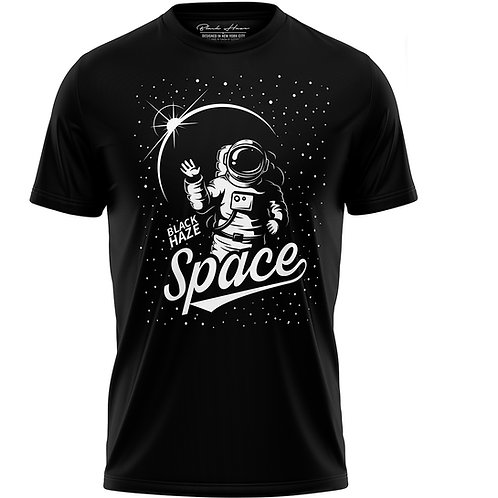 Space T-Shirt by BLACK HAZE
