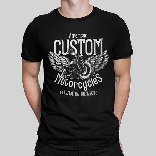 American Wings T-Shirt by BLACK HAZE
