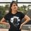 Thumbnail: WOLF by BLACK HAZE Women T-Shirt