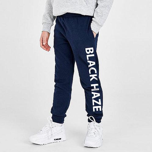 Washed Blue Vintage Jogger Sweatpants BOLD