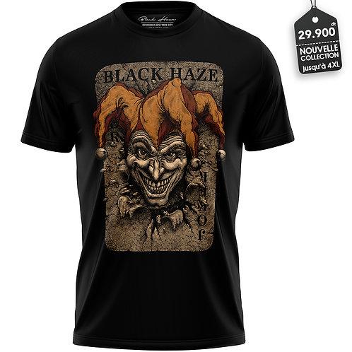 Joker T-Shirt by BLACK HAZE